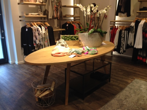 Saarinen Tafel Ovaal : Ovale tafel design